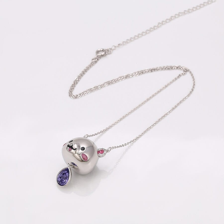 Luxynor Jewelry - Lovely Animal Shaped Necklaces Crystals from Swarovski