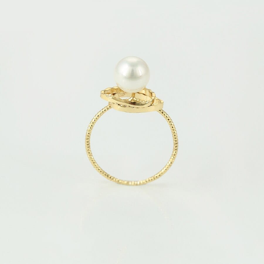 Lovely Rings For Women And Girls Imitation Pearl - Luxynor.com
