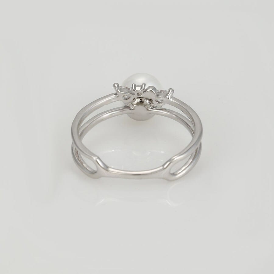 Bridal Sets Rings Women Imitation Pearl Jewelry Charms Styles - Luxynor.com