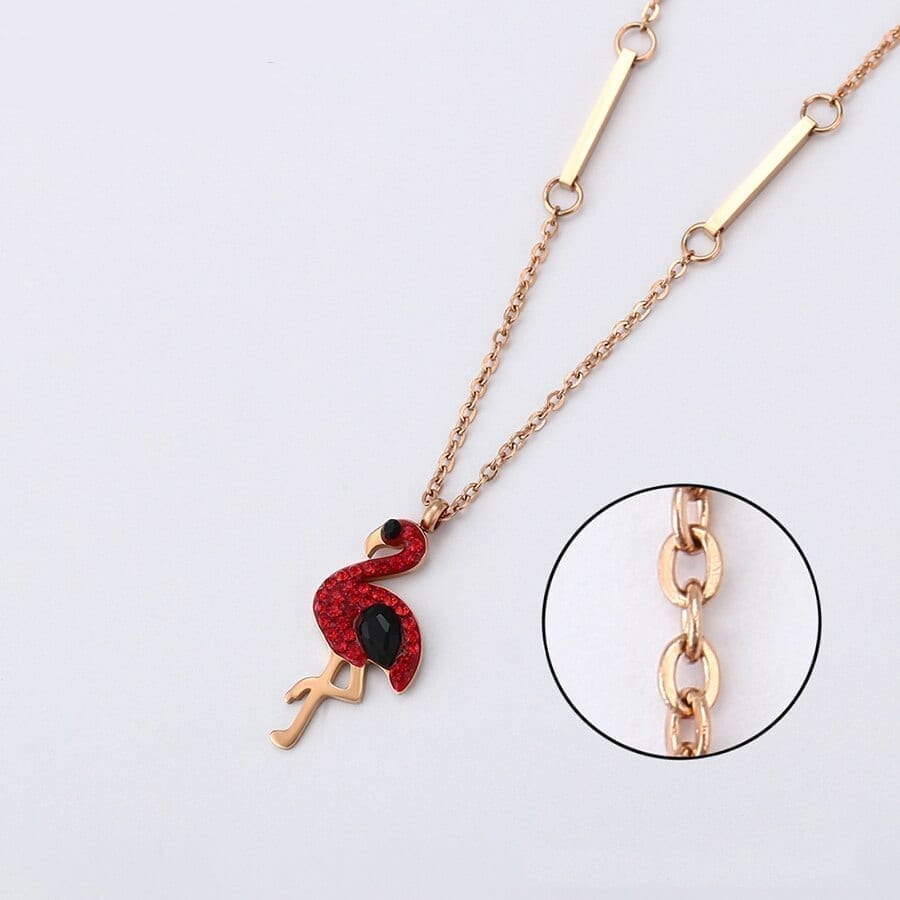 Necklaces for Woman Vintage Style Stainless Steel - Luxynor.com