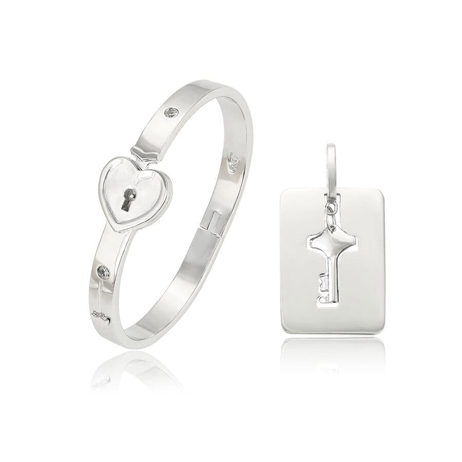 Elegant Stainless Steel Jewelry Set Special Design Party Engagement - Luxynor Jewelry