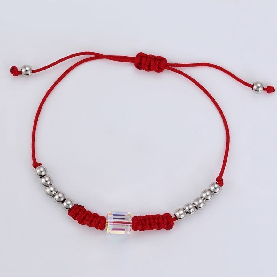 Fashion Square Bracelets Crystals from Swarovski Romantic Jewelry Special Popular Design for Ladies Gifts - Luxynor Jewelry