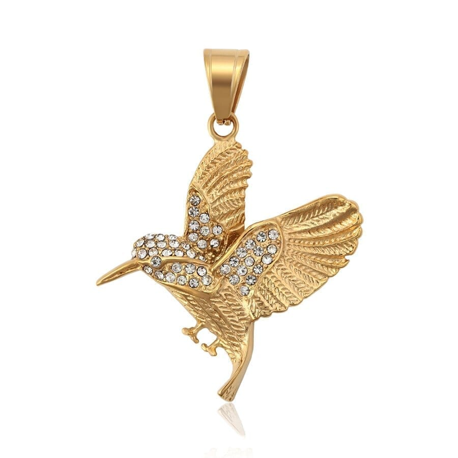 Animal series Pendant for Neutral Stainless Steel Fashion Jewelry - Luxynor Jewelry