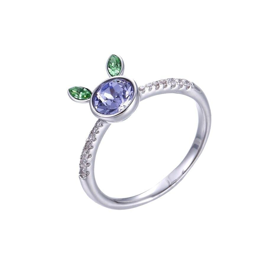 Trendy Ring for Women Lovely Crystals from Swarovski - Luxynor.com